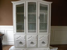birch u0026 lily china cabinet makeover