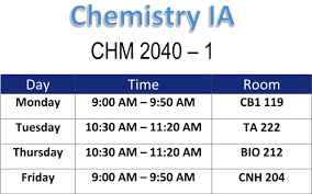 chemistry 1a with santiago supplemental instruction ucf