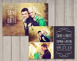 best save the dates best ideas photo save the date cards vintage theme modern ideas
