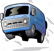 volkswagen bus clipart blue van clipart clipartxtras
