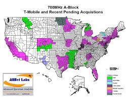 Verizon Coverage Map Michigan by T Mobile To Acquire More 700mhz Spectrum In New Mexico Texas