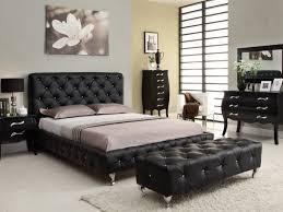 Modern Black Bedroom Sets Queen Bedroom Bobs Furniture On White Bedroom Vanity Cheap