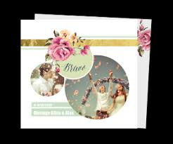 carte de fã licitations mariage carte de félicitation de mariage à personnaliser planet cards