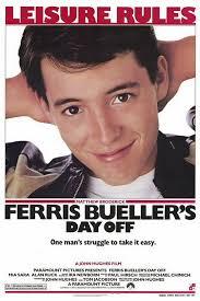 Ferris Bueller Meme - ferris bueller s day off font