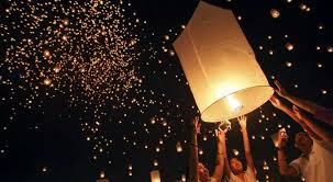 new years lanterns phuket flight grounded in chiang mai by new year lantern