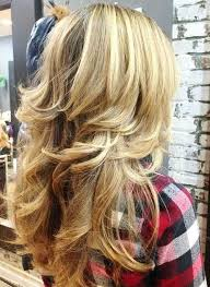 can you have a feathered cut for thick curly hair 50 lovely long shag haircuts for effortless stylish looks