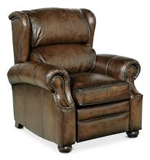 leather wingback recliners best leather wingback recliners with