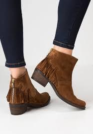 Kanna Kelly Cowboy Biker Boots Bombay Women Ankle Boots Kanna