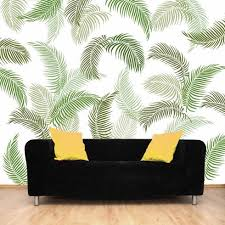 palm fronds wallpaper home u0026 garden compare prices at nextag