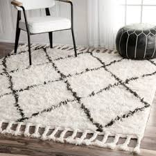 Square Wool Rug Hand Knotted Round Oval U0026 Square Area Rugs Shop The Best Deals