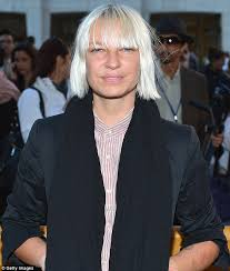 Chandelier Singer Sia Furler Reveals That She Contemplated Daily Mail
