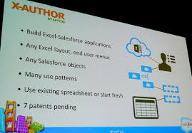 Applications Of Spreadsheets Build Miracles With Microsoft Office And Salesforce Apttus