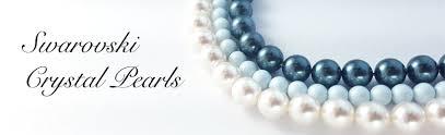pearl swarovski crystal necklace images Swarovski pearls crystal pearl jpg