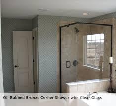 cost of glass shower doors semi frameless shower glass doors a cost effective option