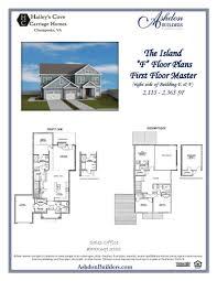 fort wainwright housing floor plans hailey u0027s cove carriage homes in chesapeake va new homes u0026 floor
