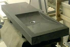 vasque de cuisine vasque evier cuisine plan vasque en de ruoms sur mesure