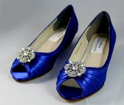 wedding shoes for wide royal blue wedding shoes wedge 1 wedge heels low heel wedge