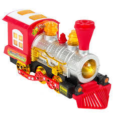 best choice products kids toy blowing bubble train car bump and go