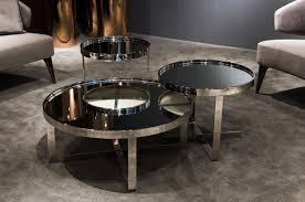 classy oval coffee table glass mirrored coffee table oversized