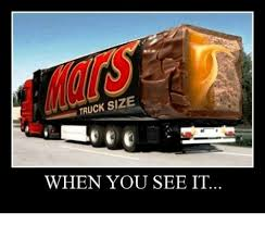 When You See It Meme - truck size when you see it meme on sizzle