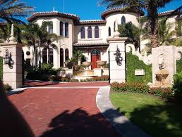 florida style homes mansion on the gulf on casey key road 20 000 sq ft of
