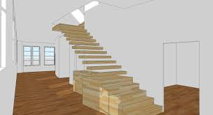 3d floor plan software free with minimalist staircase design for