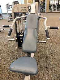 Nautilus Bench Press Machine Man How To Fill Out The Upper Chest With These Pectoral