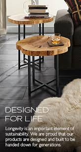 modern end tables modern living room furniture room u0026 board