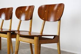 combex series sb11 dining chairs by cees braakman for pastoe 1950