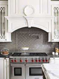 Grey Kitchen Backsplash Best 25 Gray Subway Tile Backsplash Ideas On Pinterest Grey