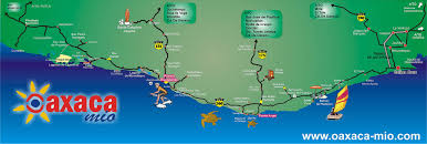Oaxaca Mexico Map Playa Zipolite Welcome To The Beach Of The Dead