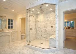 Bathroom Shower Tile Ideas Images - tile 15 sleek and simple master bathroom shower ideas model home