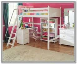 How To Make A Loft Bed With Desk Underneath by Bunk Beds With Desks Underneath Foter