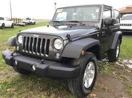 jeep wrangler sport rims 2017 jeep wrangler jk sport sport utility in penn yan 27655