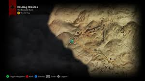 Dragon Age World Map by Dai Spoilers Mysterious Arrows Of The Wastes Dragonage