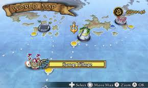 One Piece World Map One Piece Romance Dawn Weitere Screenshots Und Charakter
