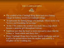 claddagh ring story the symbols of ireland