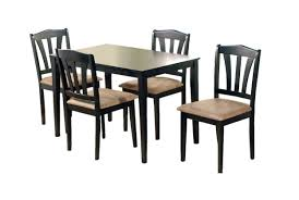 target dining room table amazon com target marketing systems 5 piece hamilton dining set