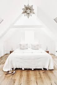 All White Bed 17 Winter White Rooms To Hibernate In Mydomaine