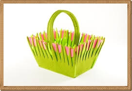 green paper easter grass easy easter craft ideas for kids