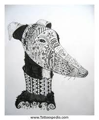 celtic greyhound tattoos 5