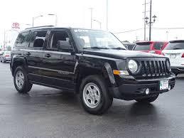 jeep patriots 2014 pre owned 2014 jeep patriot sport 4d sport utility in elmhurst