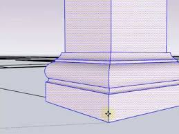tutorial sketchup autocad sketchup tutorial groups and components college pinterest