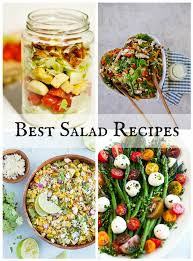Best Salad Recipes Best Salad Recipes And Tools For Making Awesome Saladsmomtrends