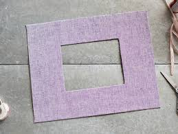 Picture Frames And Mats by Diy Project Colored Picture Mats