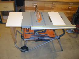 dewalt table saw extension rigid table saw outfeed got wood pinterest woodworking