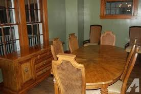 Stanley Dining Room Table Stanley Furniture Dining Room Set Breadmaker39s Gathering Dining