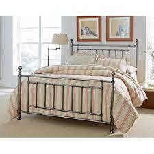 Iron Headboard And Footboard by Three Posts Bennington Panel Bed U0026 Reviews Wayfair