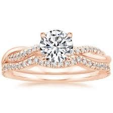 gold wedding sets gold bridal sets wedding ring sets brilliant earth