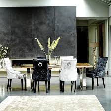 Velvet Dining Room Chairs Velvet Dining Room Chairs Icifrost House